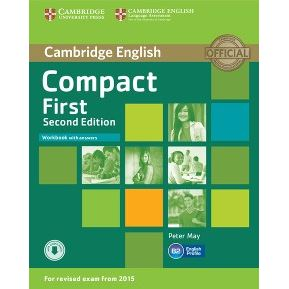 Compact First (2nd edition) - WB+CD with answers