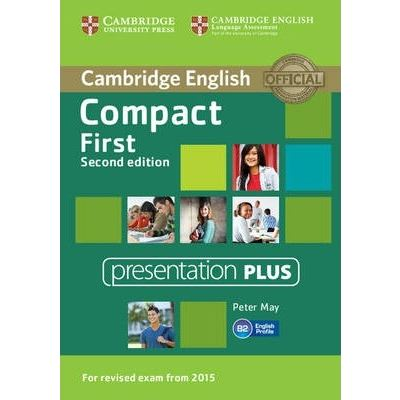 Compact First (2nd edition) - Presentation Plus DVD-ROM
