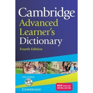 Cambridge Advanced Learner´s Dictionary (4th edit.) - PB+CD-ROM