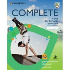 Complete First for Schools (2nd edition) - Student