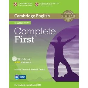 Complete First (2nd edition) - Workbook with answers