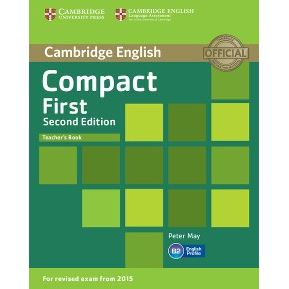 Compact First (2nd edition) - TB