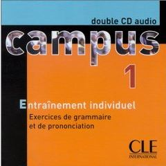 Campus 1 CD double audio individuel