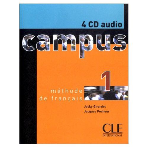 Campus 1 CD audio collectifs