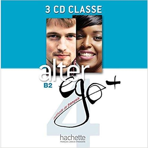 Alter Ego Plus 4 (B2) - CD Audio Classe (3)