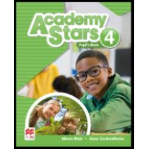 Academy Stars 4 - Pupil´s book Pack