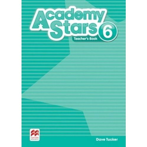 Academy Stars 6 - Teacher´s Book Pack
