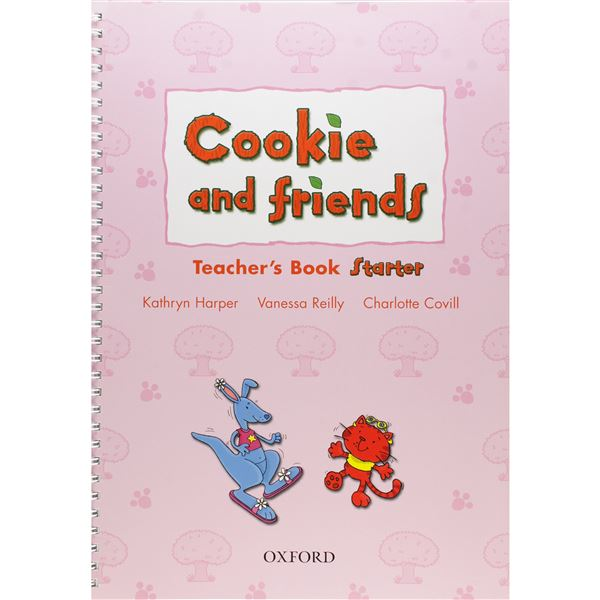 Cookie and Friends Starter - Teacher