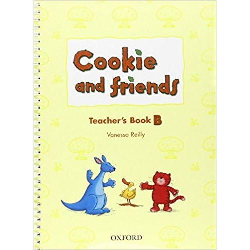 Cookie and Friends B - Teacher