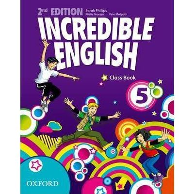 Incredible English 5 (2nd edition) - Class Book