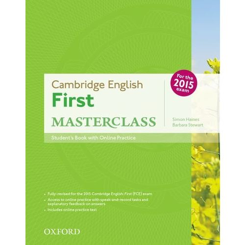 Cambridge English First Masterclass - Student