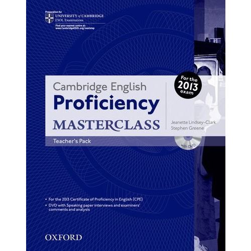 Cambridge English Proficiency Masterclass (3rd edition) - Teacher