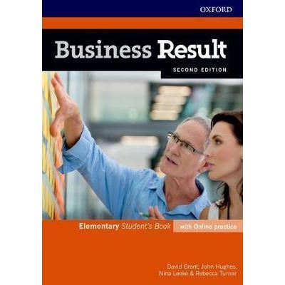 Business Result Elementary (2nd edition) - Student