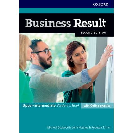 Business Result Upper-Intermediate (2nd edition) - Student