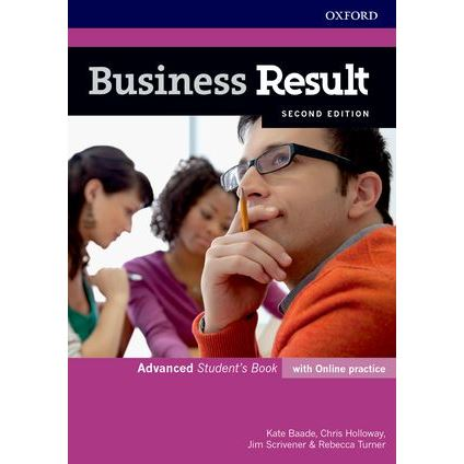 Business Result Advanced (2nd edition) - Student
