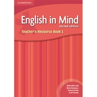 English in Mind 1 - Teacher's Resource Book (2nd edition)