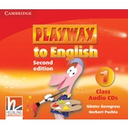 Playway to English 1 (2nd edition) - Class Audio CDs (3)