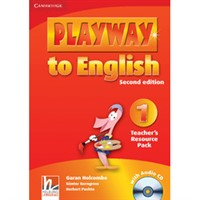 Playway to English 1 (2nd edition) - Teacher's Resource Pack