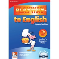 Playway to English (2nd edition) 2 - Teacher's Resource Pack