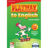 Playway to English (2nd edition) 3 - Teacher's Resource Book