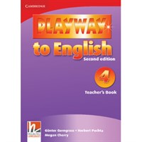 Playway to English (2nd edition) 4 - Teacher's Book