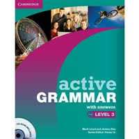 Active Grammar 3 - Student's Book with answers and CD-ROM