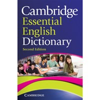 Cambridge Essential English Dictionary (2nd edition)