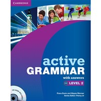 Active Grammar 2 - Student's Book with answers and CD-ROM