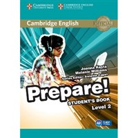 Cambridge English Prepare! 2 - Student's Book