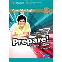 Cambridge English Prepare! 3 - Student's Book