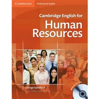 Cambridge English for Human Resources - Student's Book + audio CDs(2)