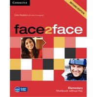 Face2Face Elementary (2nd edition) - Workbook without key