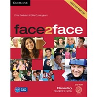 Face2Face Elementary (2nd edit.) - Student's Book with DVD-ROM