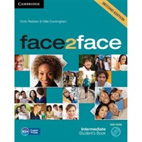 Face2Face Int (2nd edit.) - SB with DVD-ROM