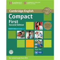 Compact First (2nd edition) - Student's Book + Class Audio CDs with answers