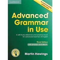 Advanced Grammar in Use-Book+Key+eBook 3.edition