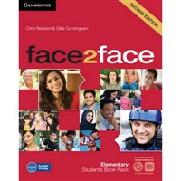 Face2Face Elementary (2nd edit.) - SB with DVD-ROM and Online WB Pack