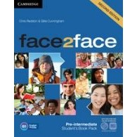 Face2Face PreInt(2nd edit.) - SB with DVD-ROM and Online WB Pack
