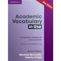Academic Vocabulary in Use with answers (2nd edition)