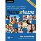Face2Face PreInt (2nd edit.) - testmaker CD-ROM and audio CD