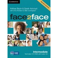 Face2Face Int (2nd edit.) - testmaker CD-ROM and audio CD