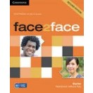 Face2Face Starter (2nd edit.) - WB without key