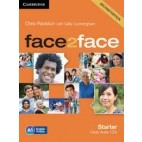 Face2Face Starter (2nd edit.) - class audioCDs(3)