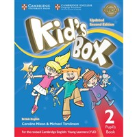 Kid´s Box 2 (2nd edition UPDATED) - Pupil´s Book