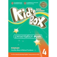 Kid´s Box 4 (2nd edition UPDATED) - Presentation Plus DVD-ROM