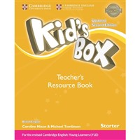 Kid´s Box Starter (2nd edition UPDATED) - Teacher's Resource Book+online audio