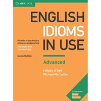 English Idioms in Use Advaced (2nd edition) with answers