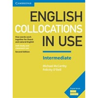 English Collocations in Use Intermediate (2nd edition) with answers