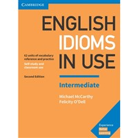 English Idioms in Use Intermediate (2nd edition) with answers