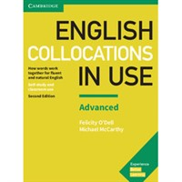 English Collocations in Use Advanced+Key (2nd edition)